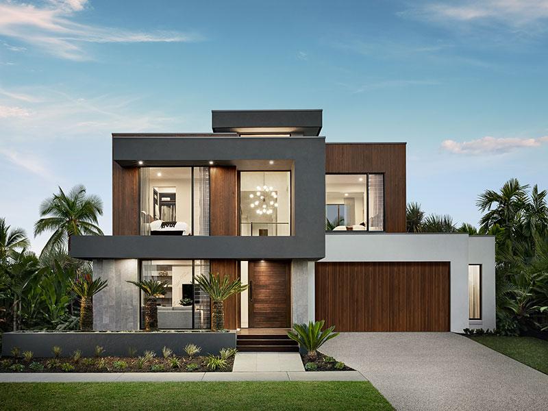 Modena Home Design & House Plan by Metricon Homes QLD Pty Ltd