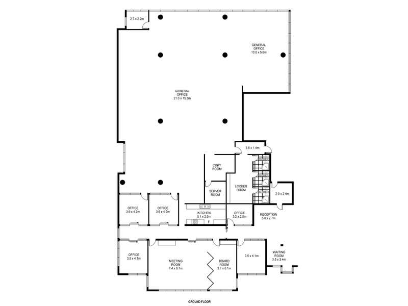 100 Hutt Street Adelaide SA 5000 - Floor Plan 1