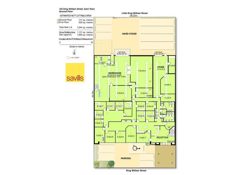 103 King William Street Kent Town SA 5067 - Floor Plan 2