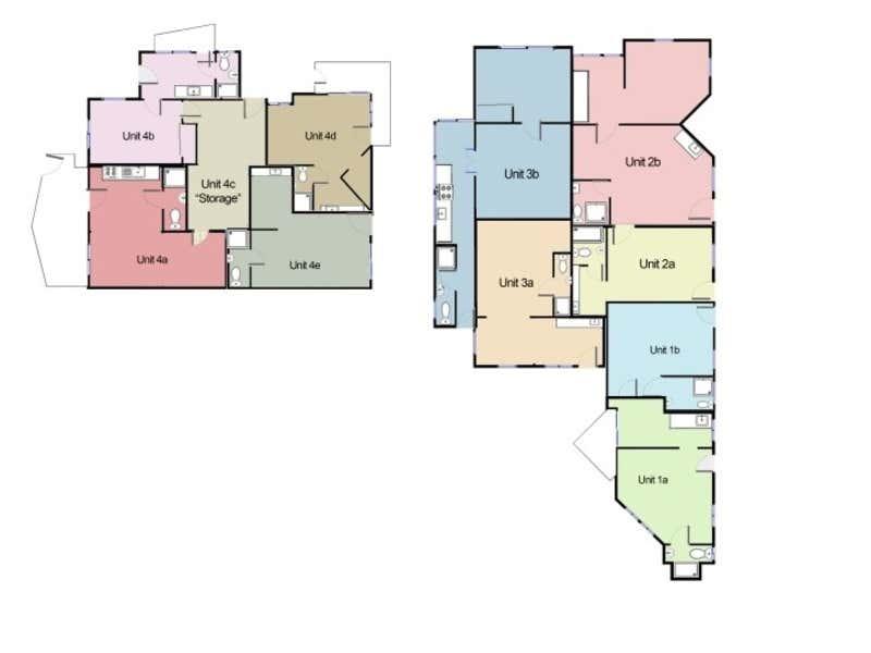 12 Gladstone Rd Highgate Hill Qld 4101 - Floor Plan 1