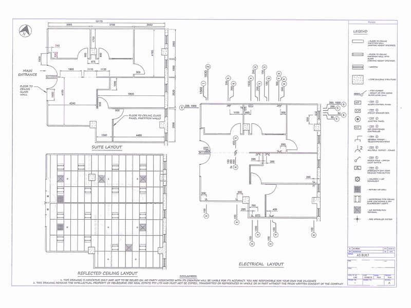 109 -110, 365 Little Collins Street Melbourne VIC 3000 - Floor Plan 1