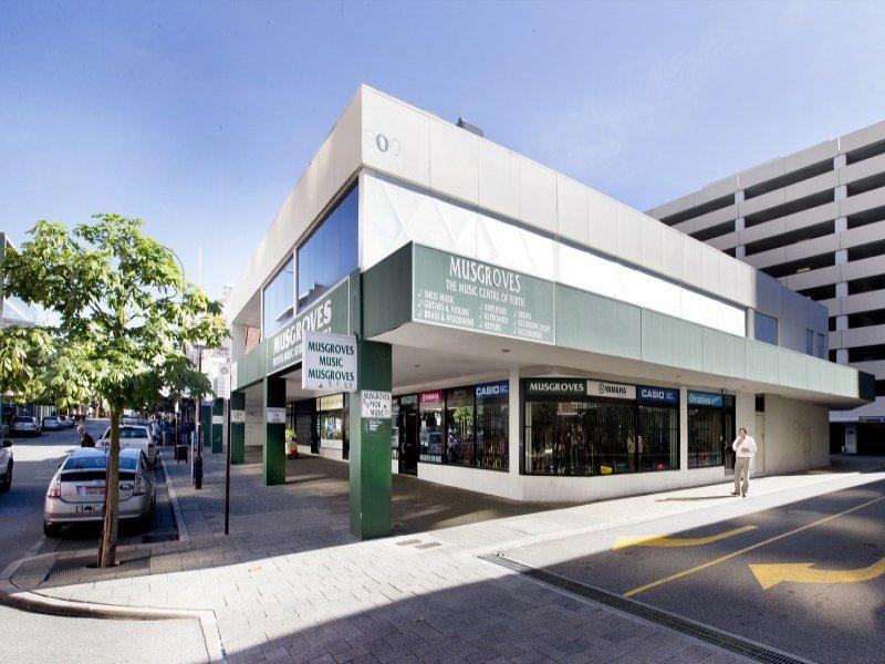 Murray Street Car Park Perth