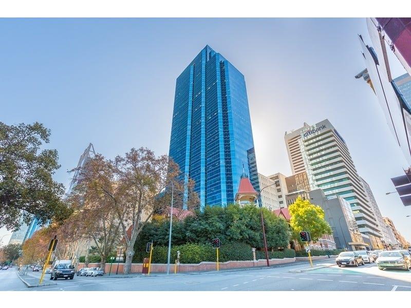 Exchange Tower, 2 The Esplanade, Perth, WA 6000