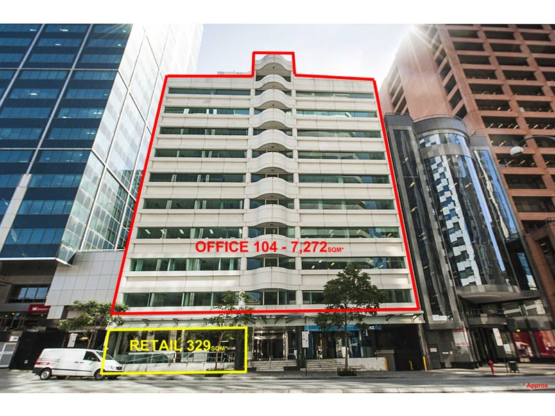 220 st georges terrace perth wa 6000 offices property for 125 st georges terrace