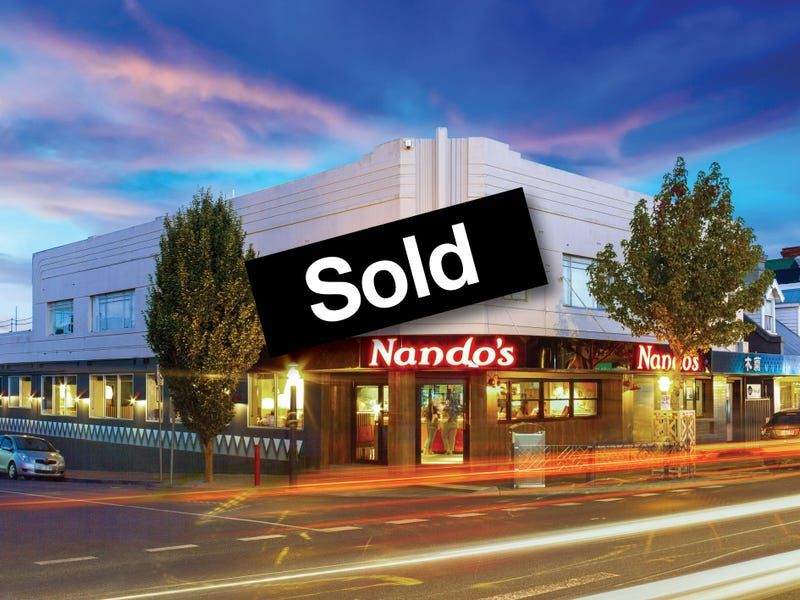 Nandos, 345 Elizabeth Street, North Hobart, Tas 7000
