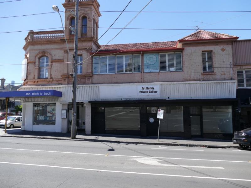 Commercial Property Stkilda