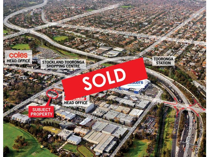 401 tooronga road hawthorn east vic 3123 sold offices - Citylink head office telephone number ...