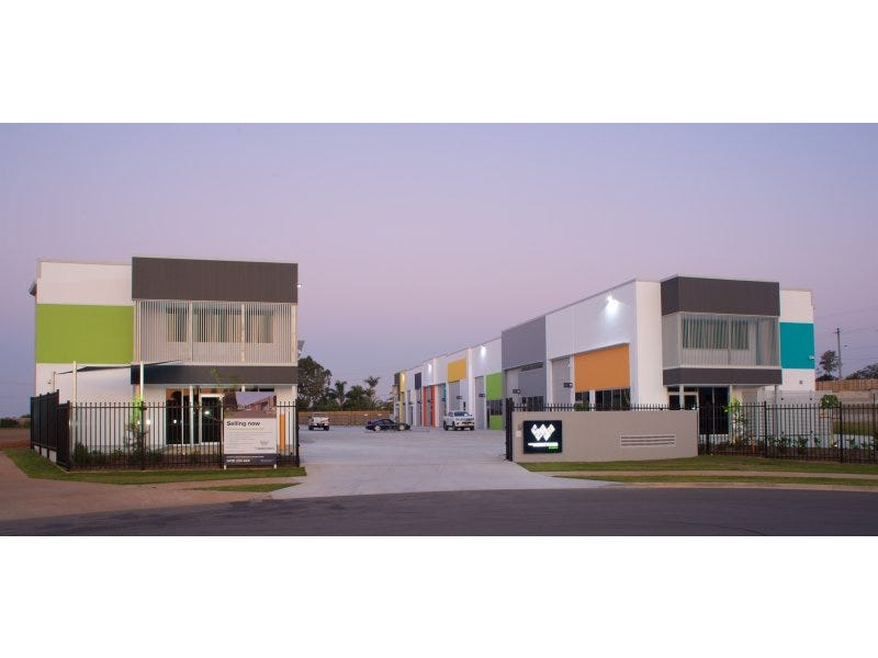 The Workstores Wynnum, 51 Industry Place, Wynnum, Qld 4178