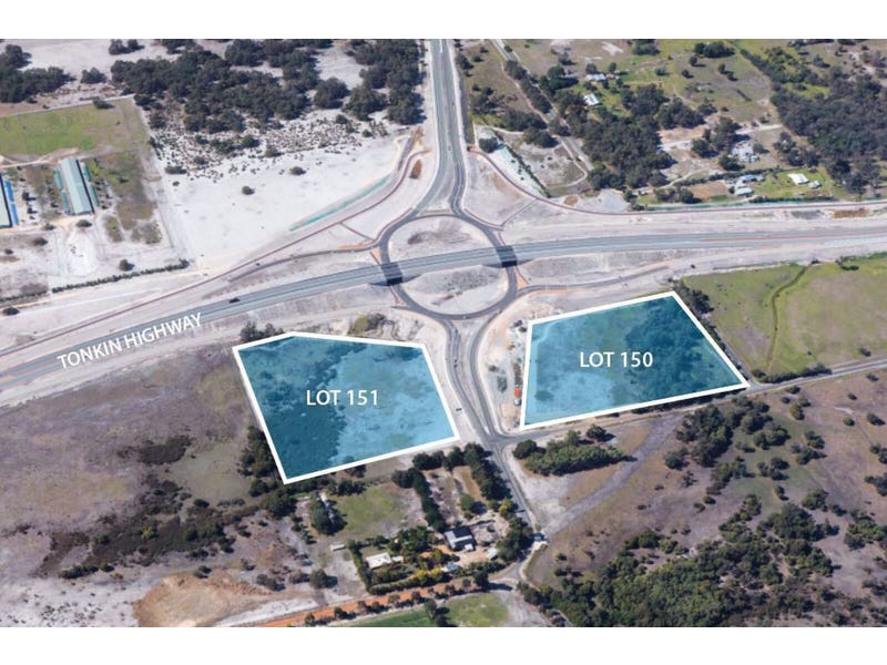 Lots 150 & 151 Raphael Road, Bullsbrook, WA 6084