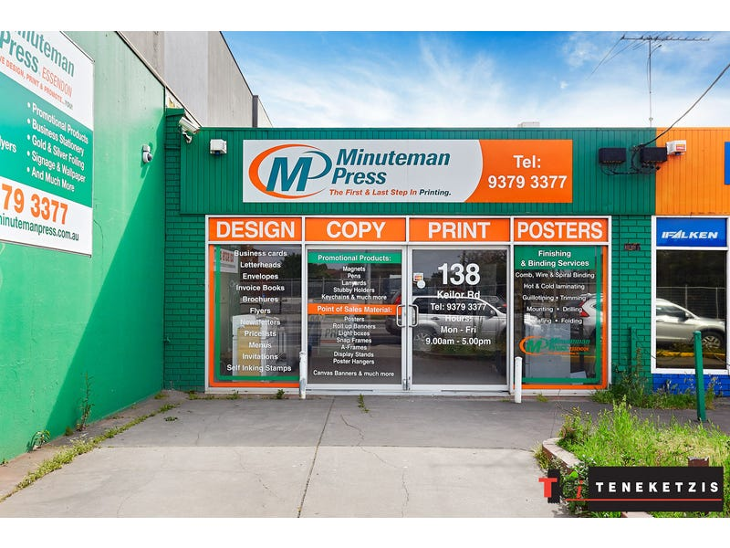 138 Keilor Road, Essendon, Vic 3040