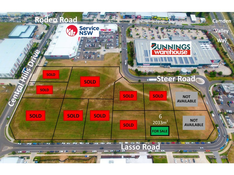 Central Hills Business Park, 6/16-20 Lasso Road, Gregory Hills, NSW 2557