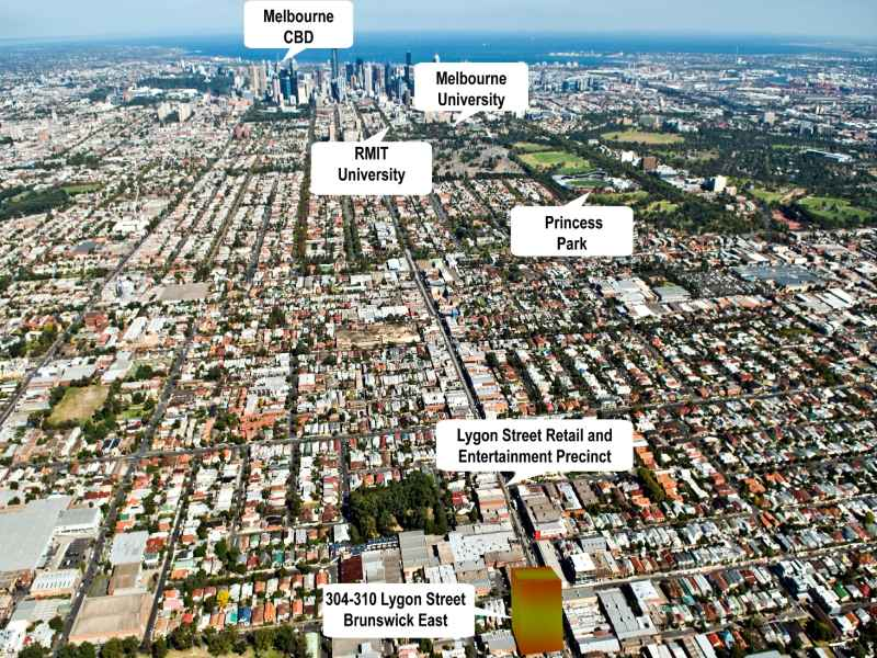 304-310 Lygon Street, Brunswick East, Vic 3057 - SOLD Land ...