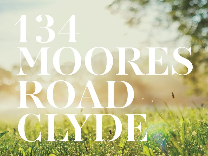 134 Moores Road, Clyde, Vic 3978