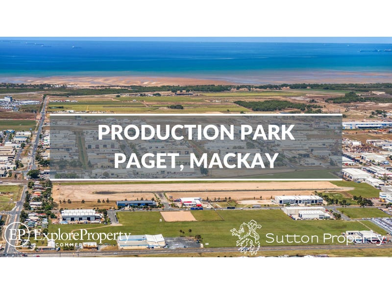 Production Park, 7 Production Drive, Mackay, Qld 4740
