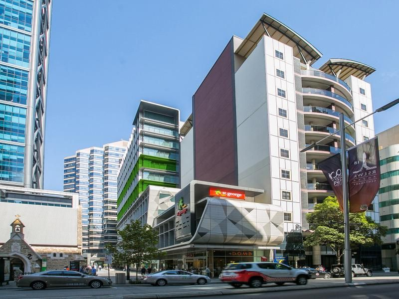 167 st georges terrace perth wa 6000 offices property for 5 st georges terrace perth