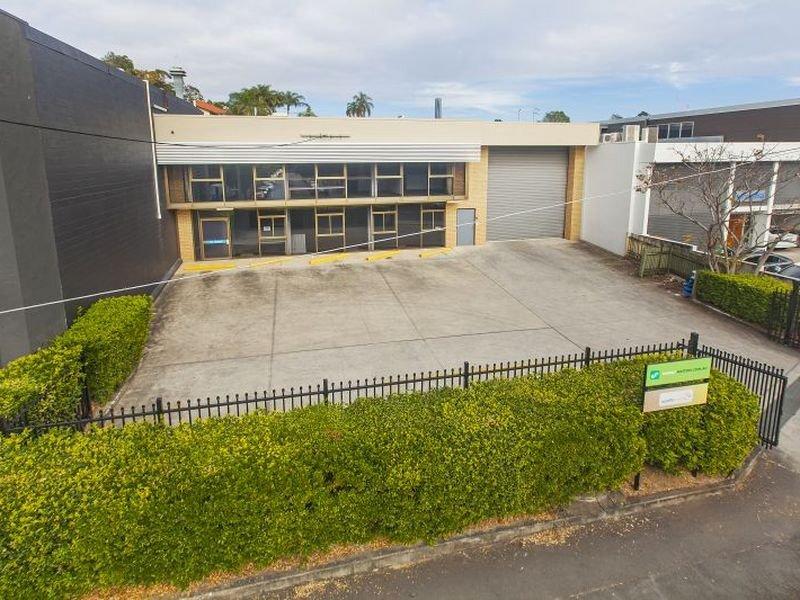 Grnd Floor Office & Part Warehouse, 9 Florence Street, Newstead, Qld 4006