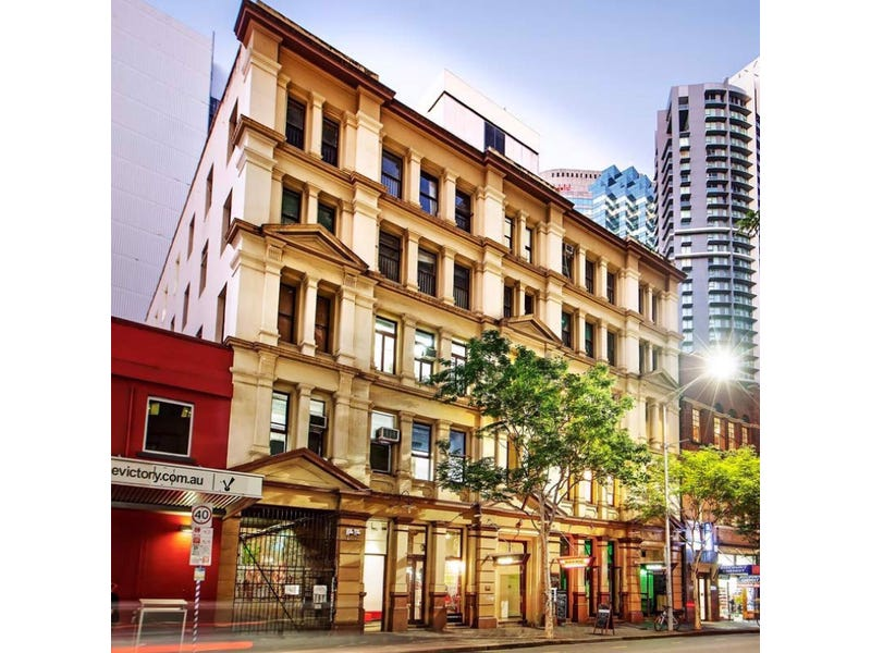 Metro Arts Building 109 Edward Street, Brisbane City, Qld 4000