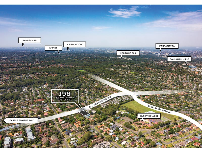 198 Old Northern Road, Castle Hill, NSW 2154