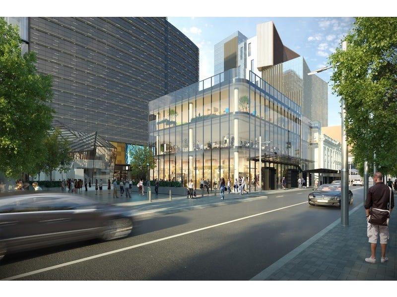 Glass Box, 300 Murray Street, Perth, WA 6000