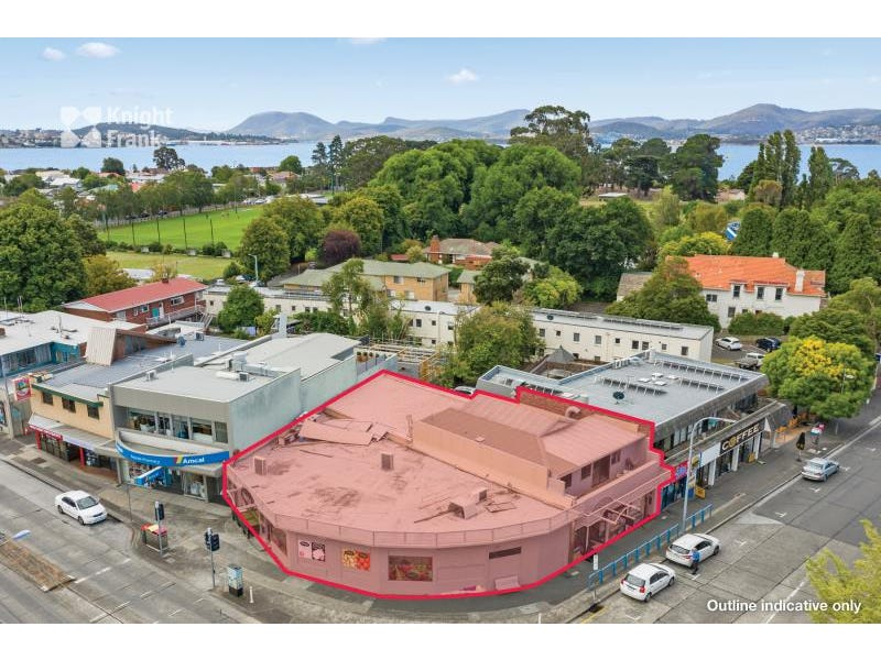 1 Beach Road &, 644 Sandy Bay Road, Sandy Bay, Tas 7005