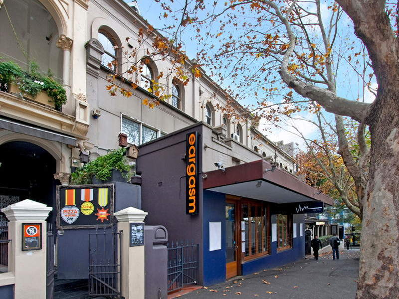 Restaurants And Bars Potts Point