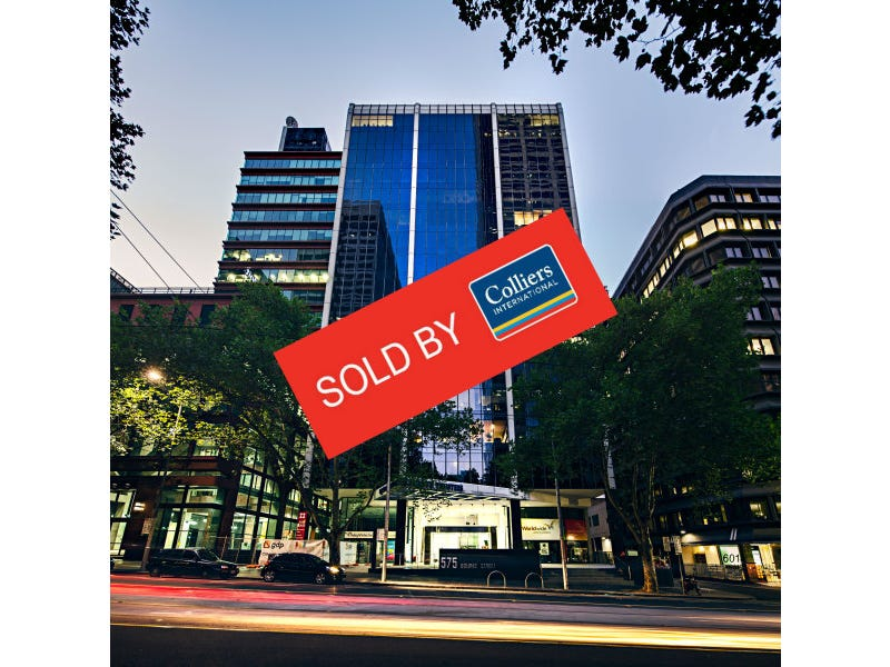 575 Bourke Street, Melbourne, Vic 3000 - SOLD Offices Property