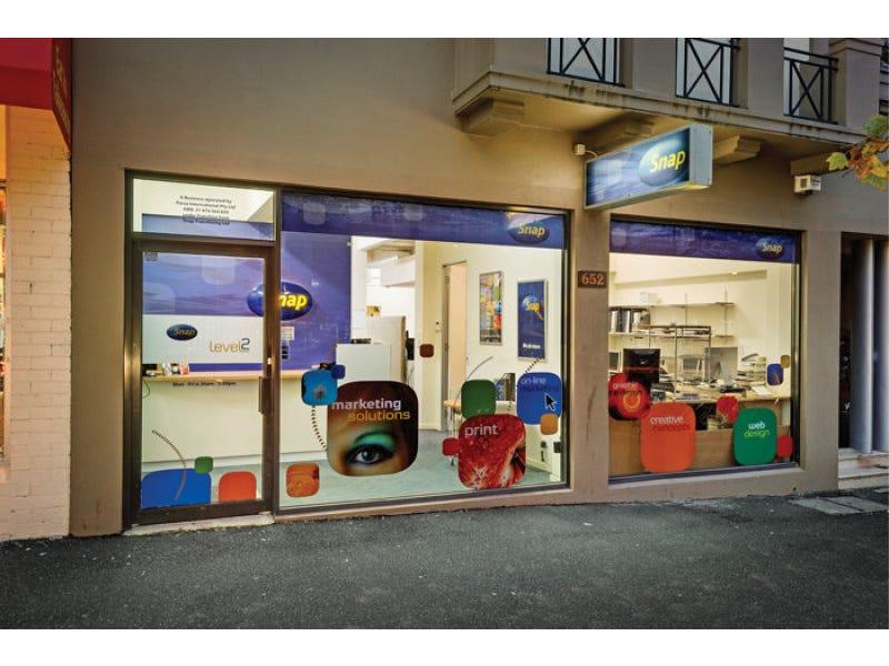 648-652 Elizabeth Street, Melbourne, Vic 3000 - SOLD Retail Property