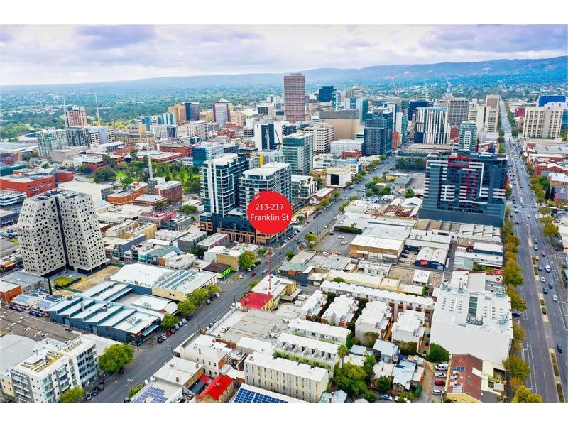 213-217 Franklin Street, Adelaide, 213-217 Franklin Street, Adelaide, SA 5000