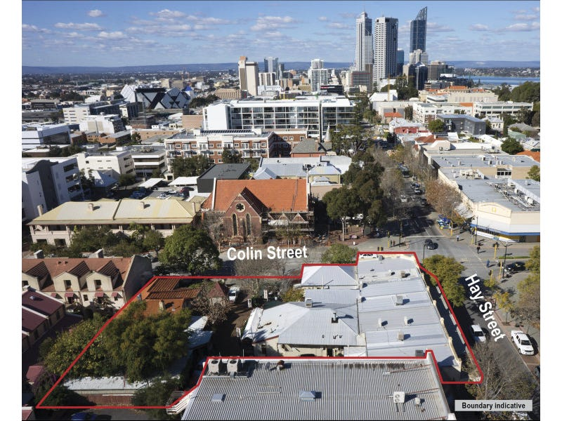 1218 1230 hay street west perth wa 6005 sold land for 152 158 st georges terrace perth