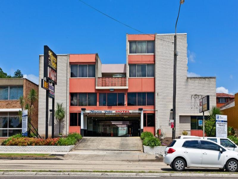 Motel In Parramatta Sydney