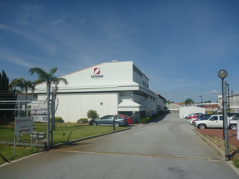 15 abrams street balcatta wa 6021 leased industrial for 152 158 st georges terrace perth