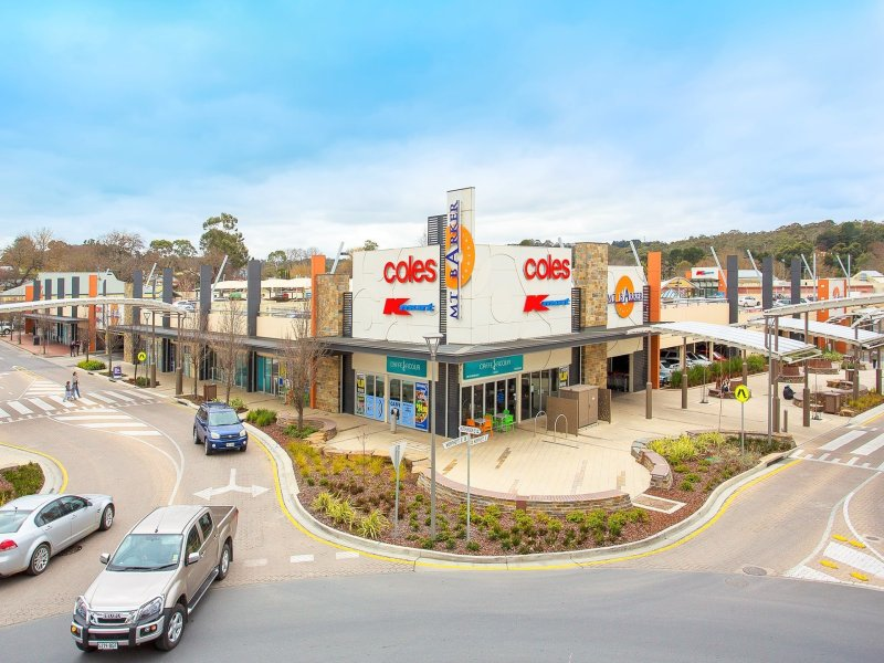 Mt Barker Central Shopping Centre 1 Mclaren Street Mount