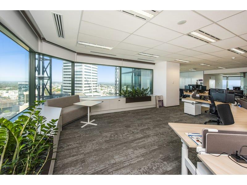 Level 38, 108 St Georges Terrace, Perth, WA 6000