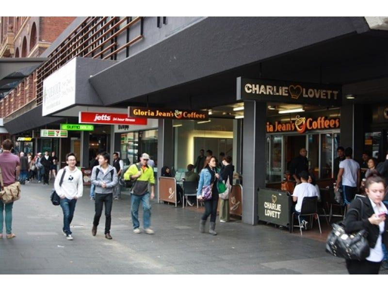 Pitt Street Sydney Cafe