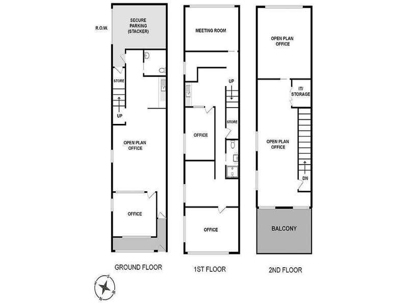 13 York Street South Melbourne VIC 3205 - Floor Plan 1