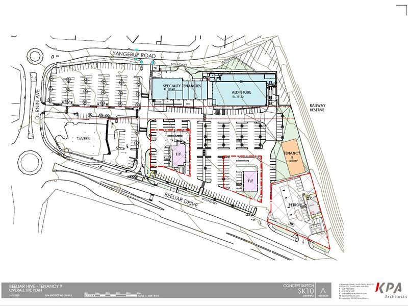 9/804 Beeliar Drive Beeliar WA 6164 - Floor Plan 2