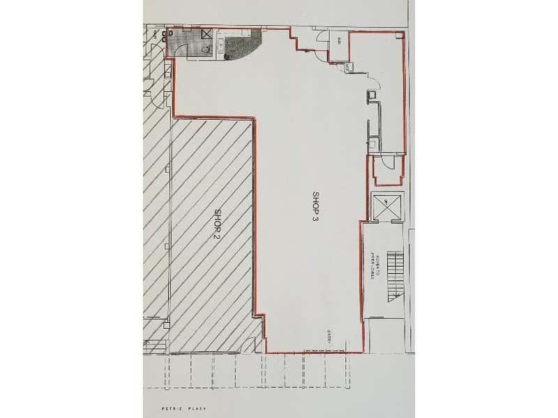 8 Petrie Plaza City ACT 2601 - Floor Plan 1