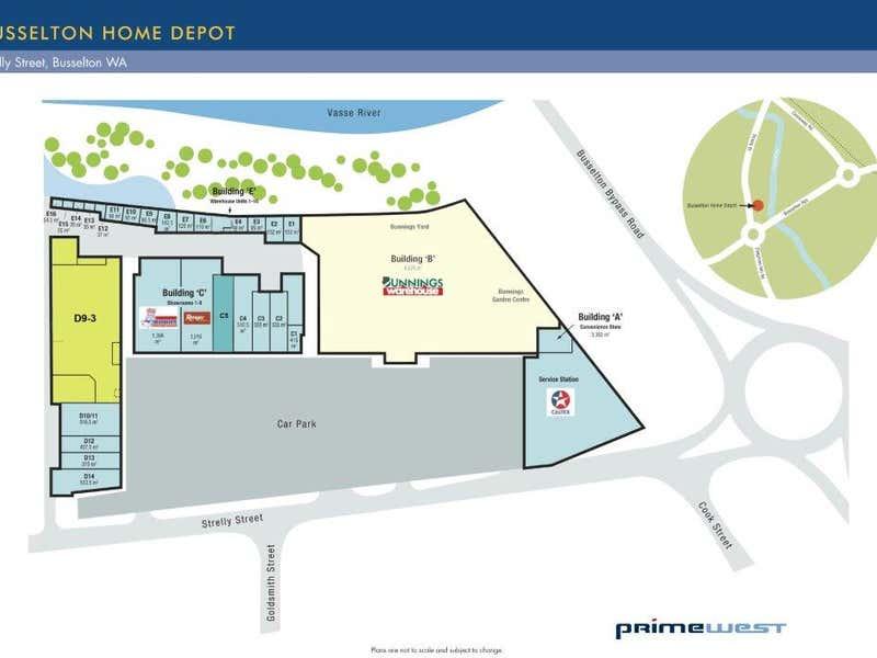 D9-3/115 Strelly Street Busselton WA 6280 - Floor Plan 1
