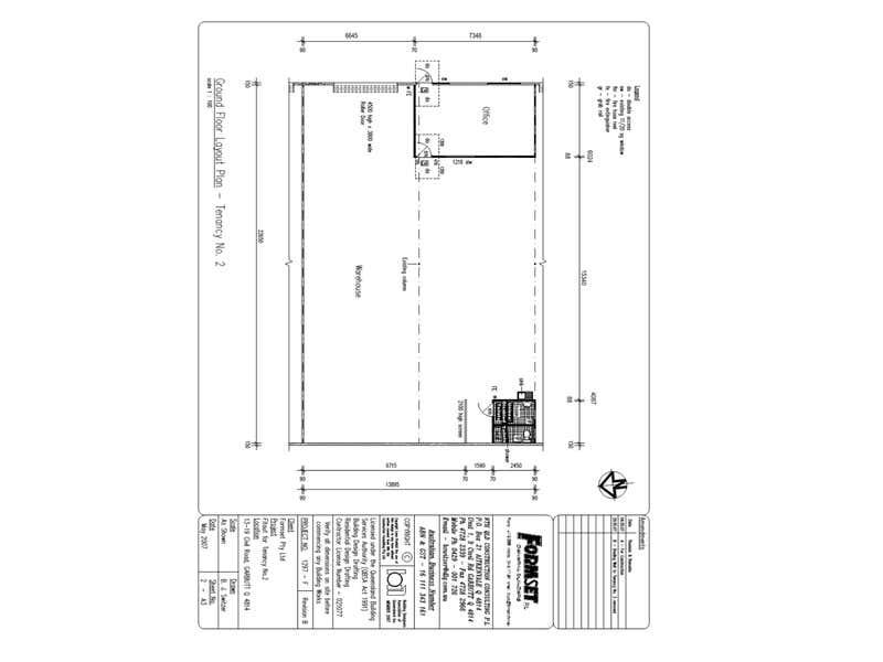 2/13-19 Civil Road Garbutt QLD 4814 - Floor Plan 1