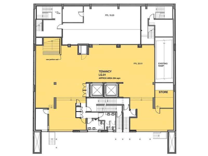 89 York Street, Sydney 2000, 89 York Street Sydney NSW 2000 - Floor Plan 1