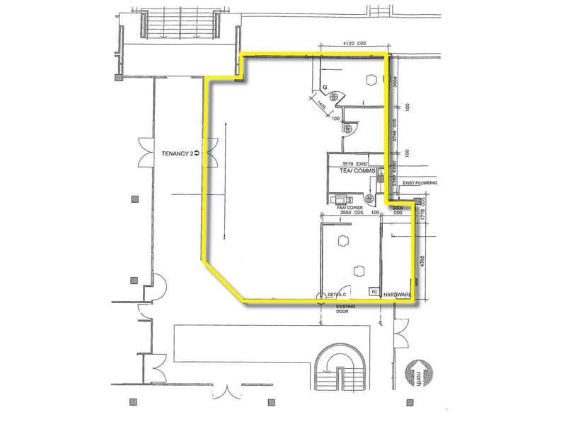 2/15 Fullarton Road Kent Town SA 5067 - Floor Plan 1