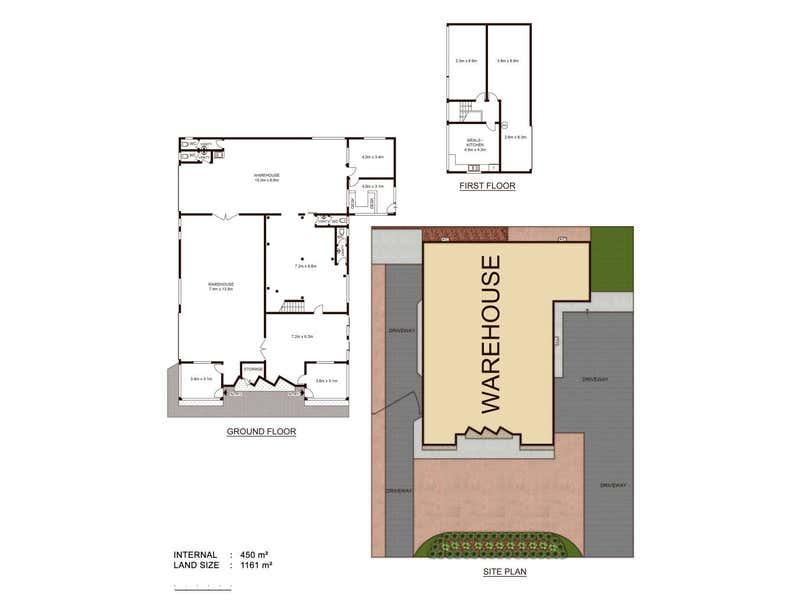 59 Myoora Road Terrey Hills NSW 2084 - Floor Plan 1