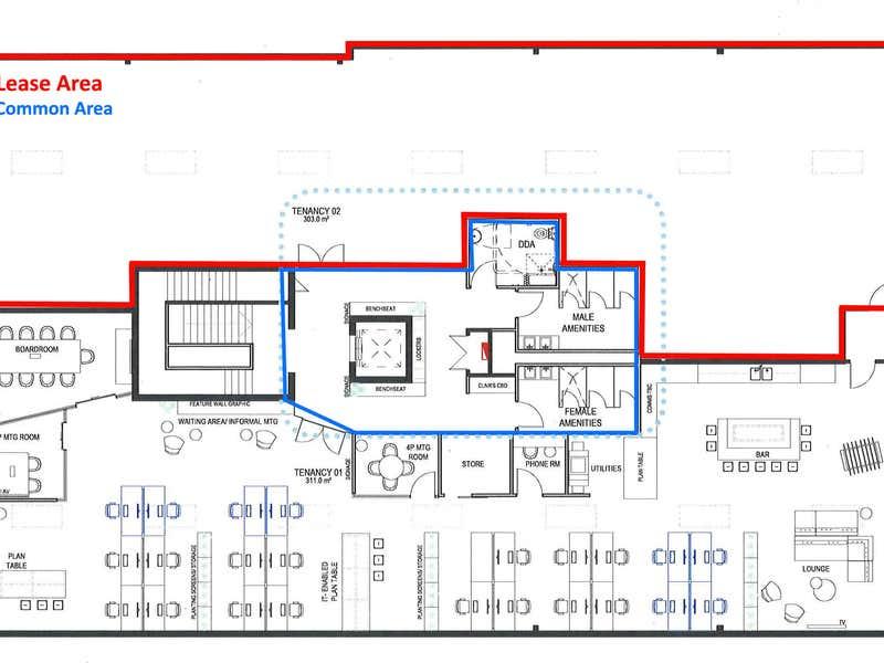 Level 2, 73 Malop Street Geelong VIC 3220 - Floor Plan 1