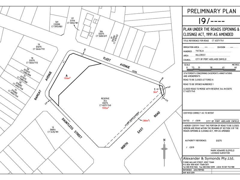 483 North East Road Hillcrest SA 5086 - Floor Plan 1