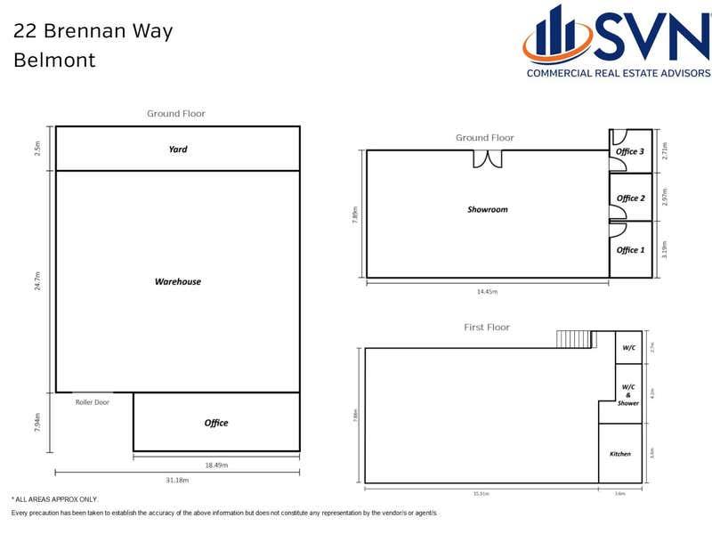 22 Brennan Way Belmont WA 6104 - Floor Plan 1