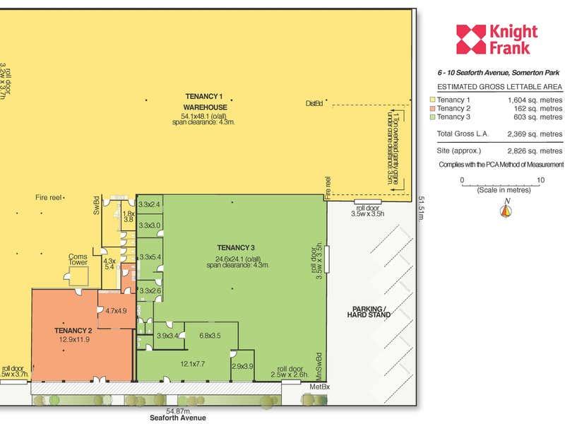 6-10 Seaforth Avenue Somerton Park SA 5044 - Floor Plan 1