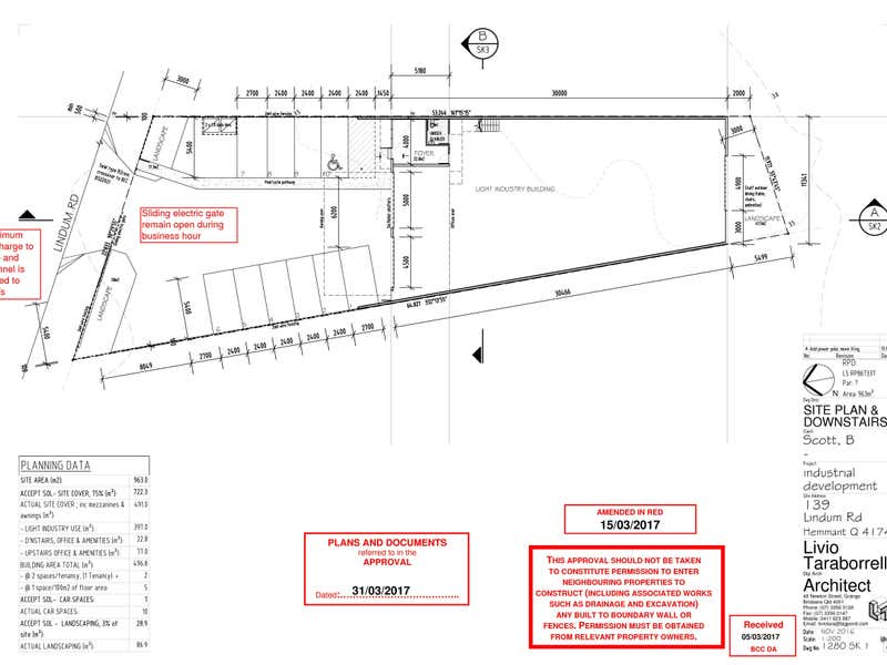 139 Lindum Road Hemmant QLD 4174 - Floor Plan 1