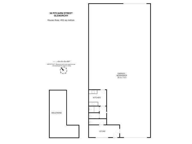 39 Pitcairn Street Glenorchy TAS 7010 - Floor Plan 1