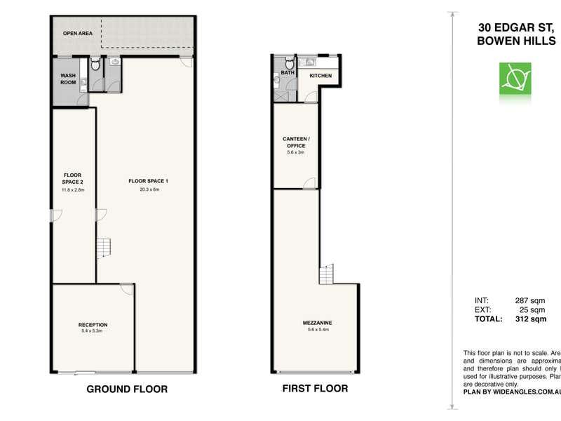 30 Edgar Street Bowen Hills QLD 4006 - Floor Plan 1