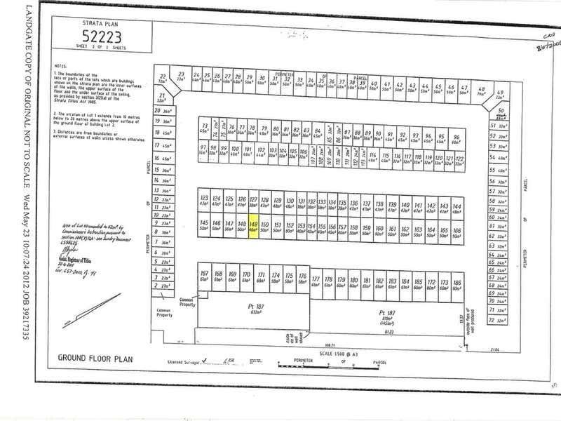 149/11 Watson Dr Barragup WA 6209 - Floor Plan 1